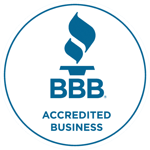 better business bureau badge circular retina
