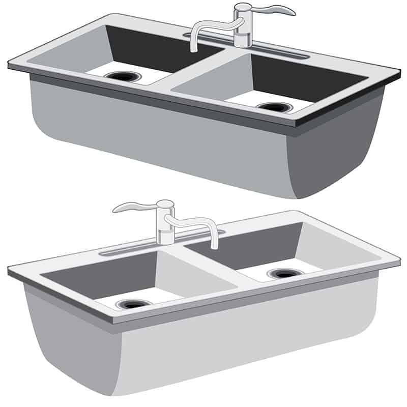 Double Basin Sinks